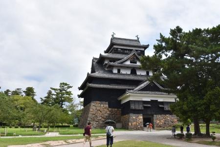 松江城天主閣