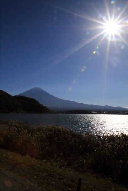 山中湖紅葉散歩00030168