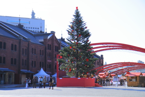 赤レンガ倉庫のクリスマス201700035285