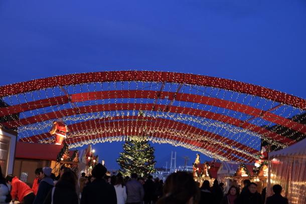 赤レンガ倉庫のクリスマス201700035416