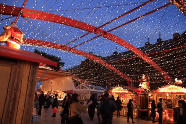赤レンガ倉庫のクリスマス201700035419