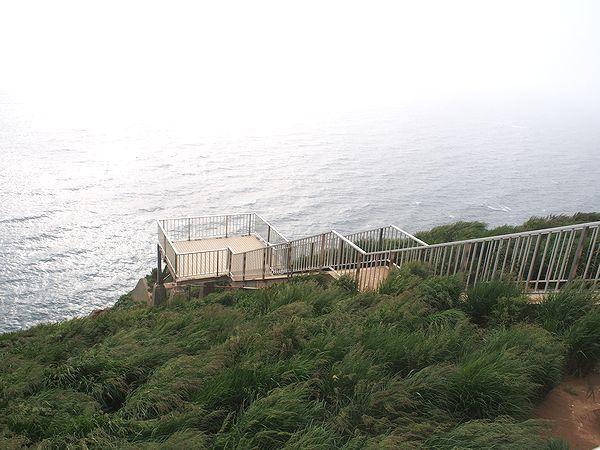 赤岩展望台