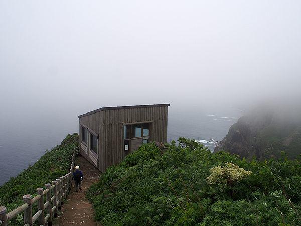 海鳥観察舎