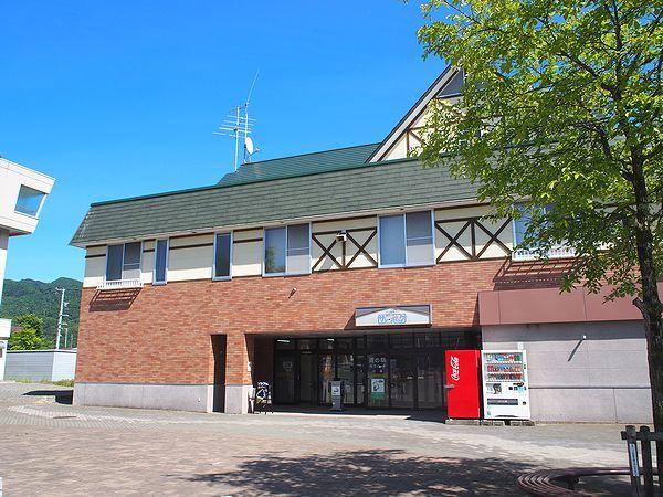 道の駅「樹海ロード日高」