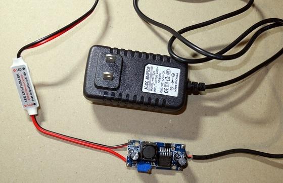 LEDテープ駆動システム