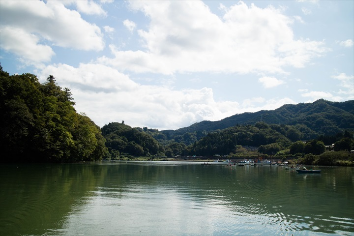 上野原ワカサギ釣り
