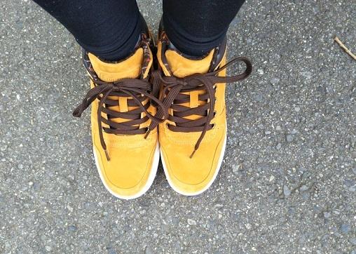 2017年秋の靴
