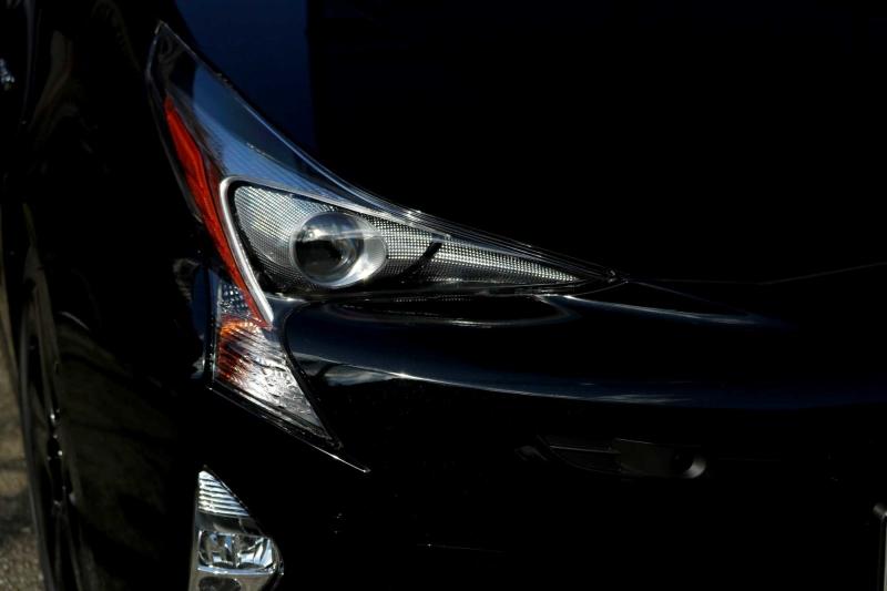 黒の新車①