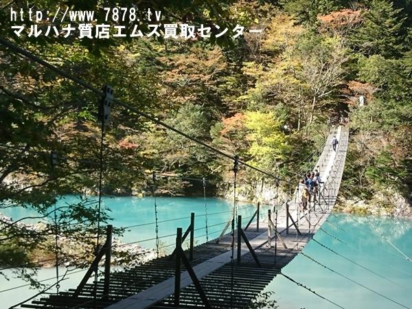 夢の吊り橋 マルハナ質店