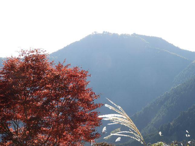 h 日の出山