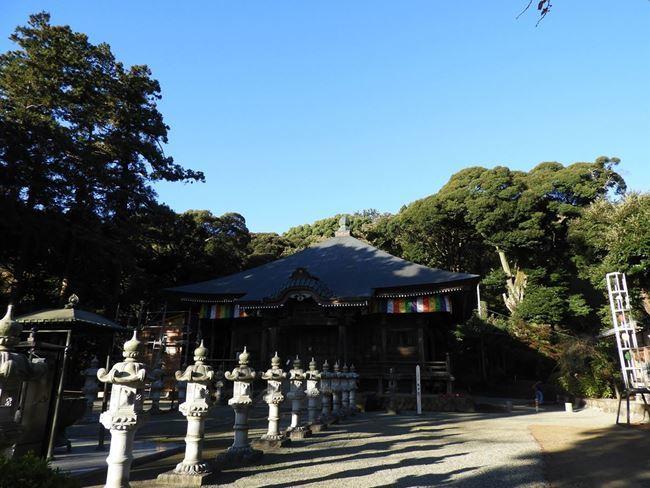 a 飯山観音堂