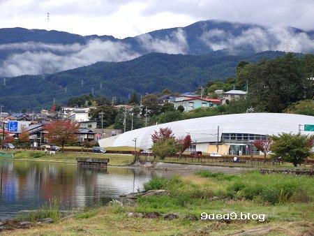 2017 10 7 とりあえず 諏訪湖の見える位置でブログ 1