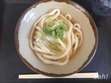 あーこの味。初めて香川で食べたうどん。