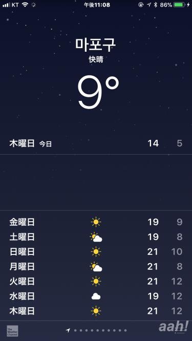 韓国の急激な気温の下がり方に体がついて行けない方もいらしゃるであろう・・汗