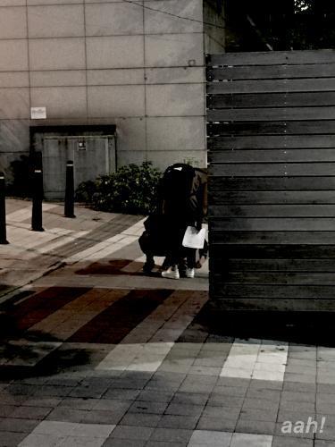 韓国で見かけるカップル。その1w