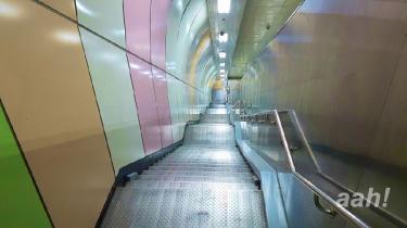 階段もありますが・・・・体力気力と相談w