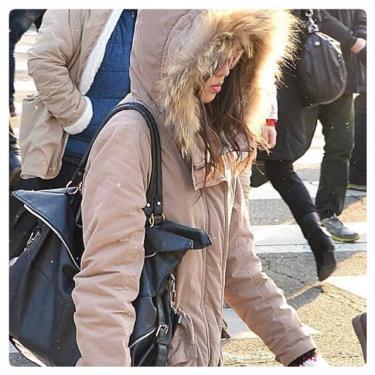 凍てつく寒さには露出する部分を減らすのがカギ!