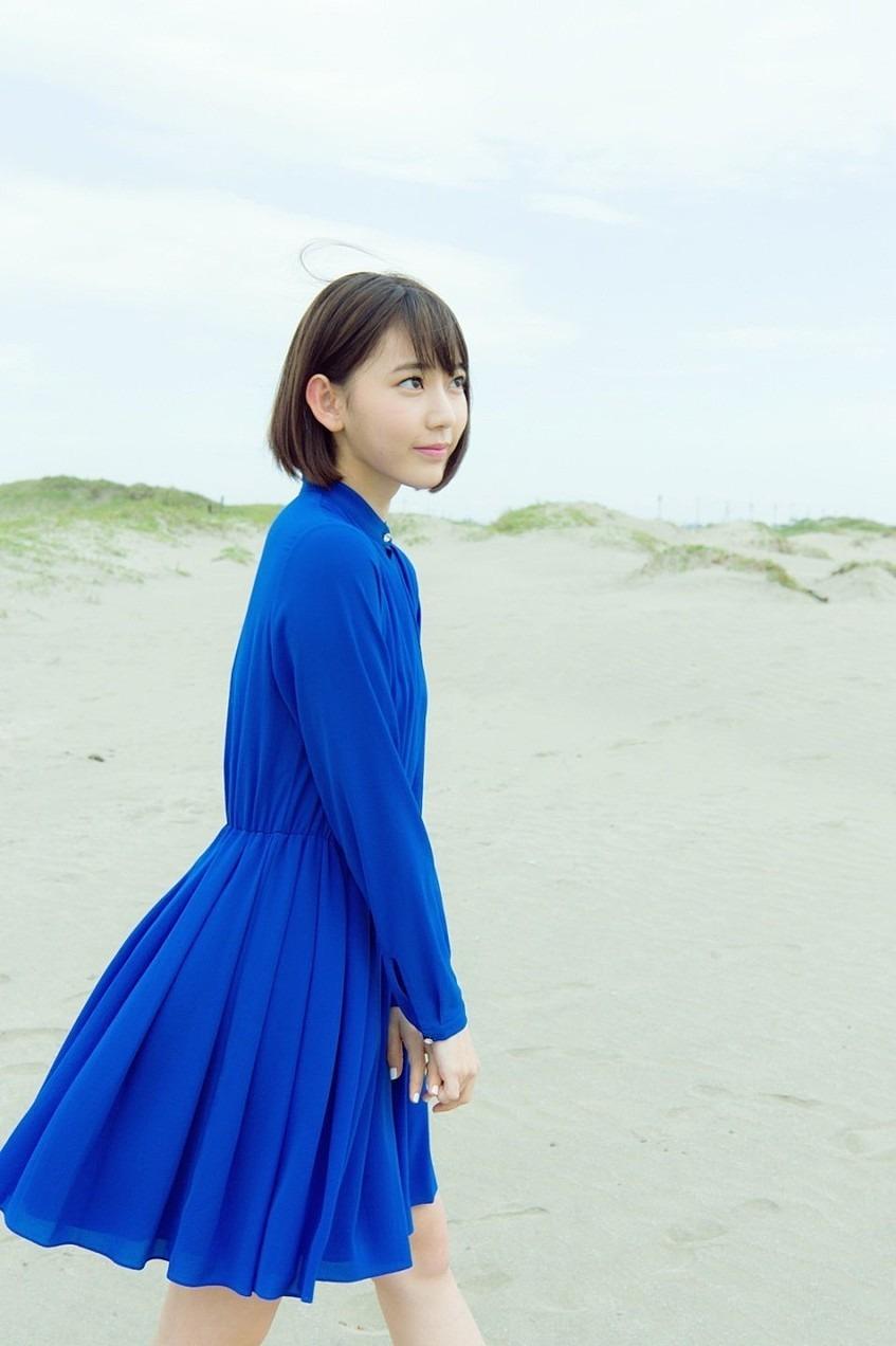 宮脇咲良 HKT48 鳥取砂丘