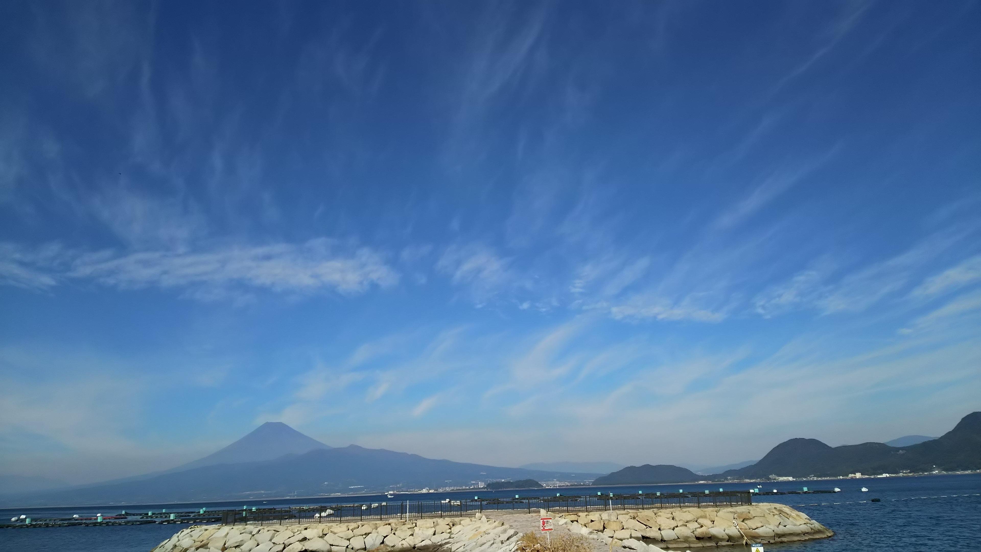 静岡県沼津市のらららサンビーチ