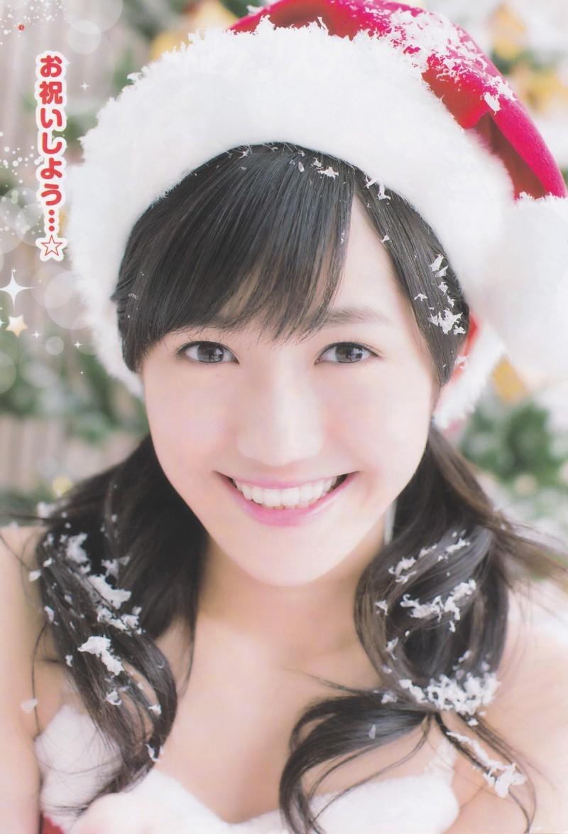 2017 クリスマス まゆゆ
