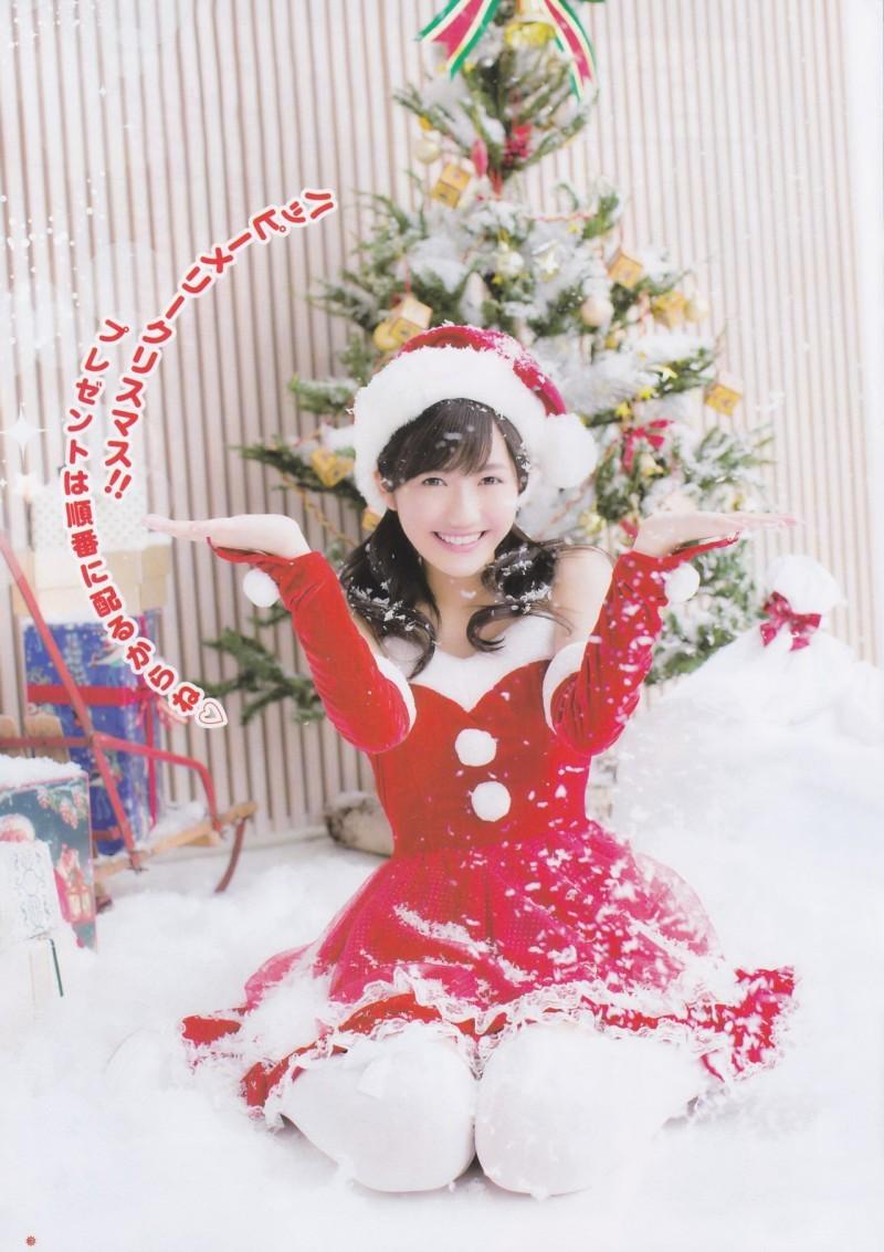 2017 クリスマス まゆゆ 1