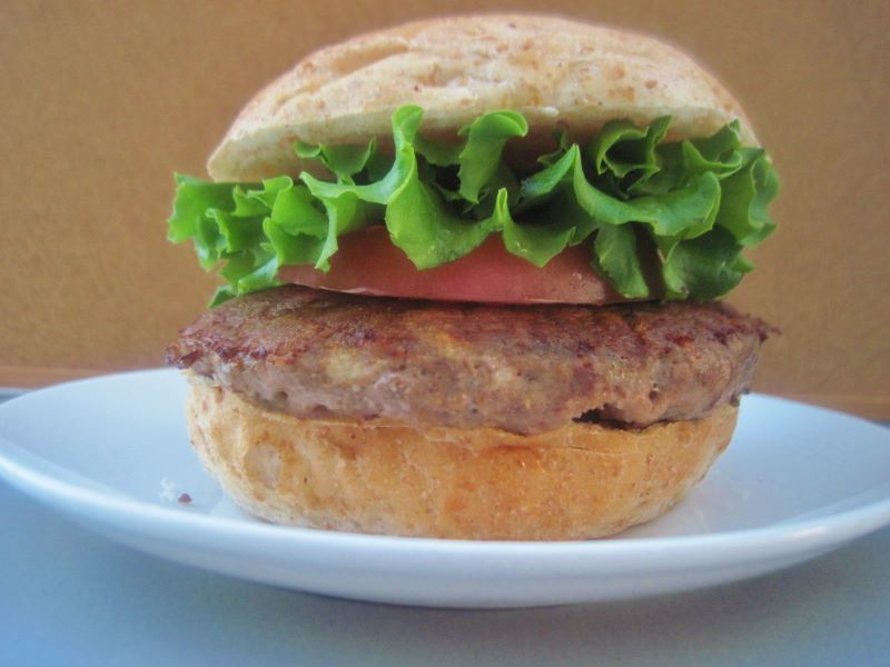 ハンバーガー (800x600)