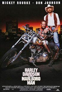 『ハーレーダビッドソン&マルボロマン』 (1991/アメリカ)