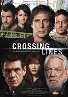ドラマ鑑賞記録(その5) 『クロッシング・ライン~ヨーロッパ特別捜査チーム~』 (2013~ /フランス、ドイツ、アメリカ)