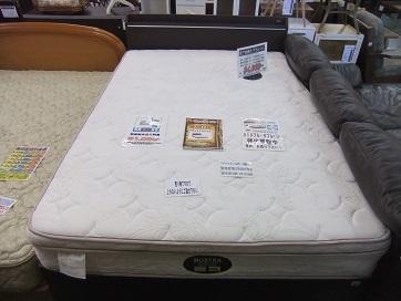 ダブルサイズベッド