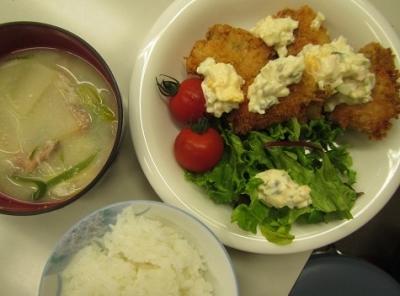 お魚料理教室