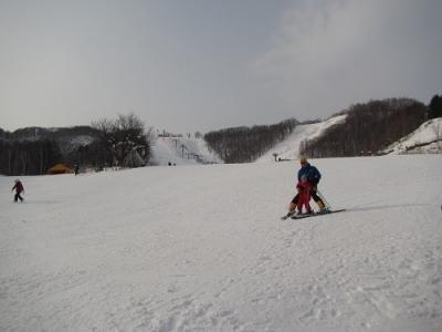 朝里スキー