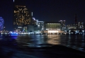 臨港パーク沖から見る夜景