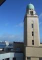 間近に見るクイーンの塔
