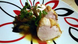 鶏胸肉料理