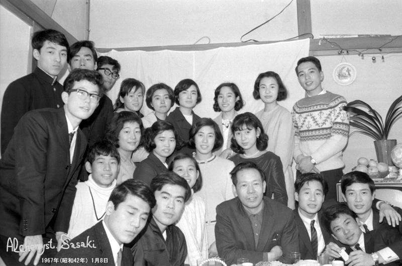 クラス会1967-9 Ⅱ