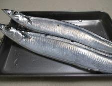 秋刀魚の香味揚げ 材料