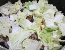 牛肉と舞茸の甘辛煮 調理⑤