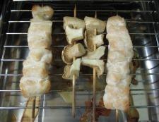 おうち焼き鳥 調理⑥