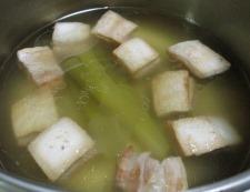 角煮 調理④