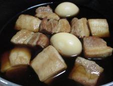 角煮 調理⑥