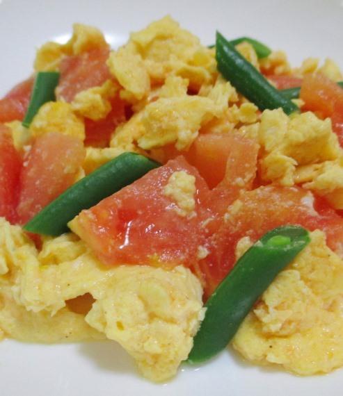 トマトと卵 大
