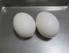 トマトと卵 材料②
