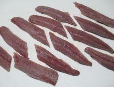 サンマの七味照り焼き 調理②