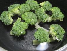 肉味噌ブロッコリー 【下準備】①