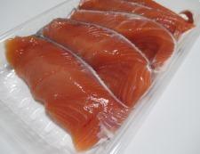 秋鮭の竜田フライ 材料