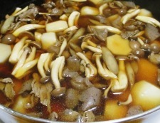 里芋の煮物 調理⑤