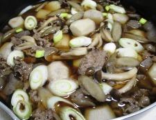 里芋の煮物 調理⑥