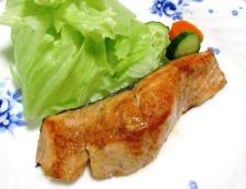 オイマヨ七味照り焼き 調理⑤