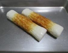 小松菜ちくわ 材料②