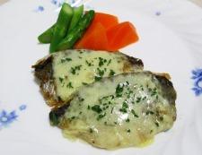 アジのチーズ焼き 調理⑥